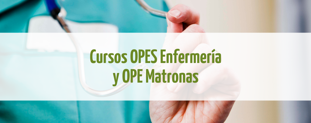 CURSOS OPE ENFERMERÍA CURSO MATRONASlanding